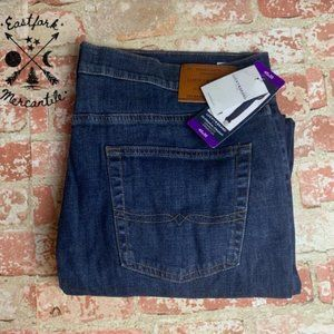 NWT Lucky Brand 221 Original Straight Leg Jeans 40